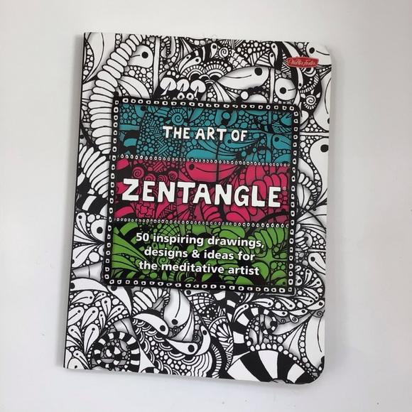 Zentangle art book
